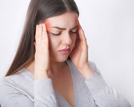 Conditions we treat in West Chester, PA Head Pain